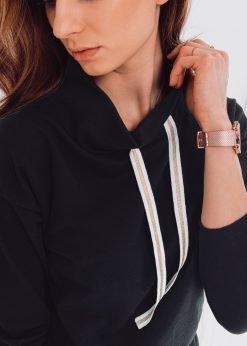 Juoda moteriska suknele internetu pigiau DLR003 17279-4