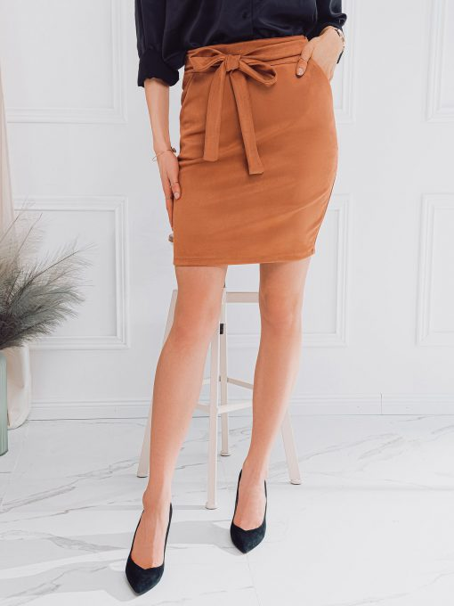 Moteriskas sijonas internetu pigiau GLR003 18008-3