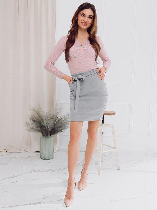 Moteriskas sijonas internetu pigiau GLR003 18009-3