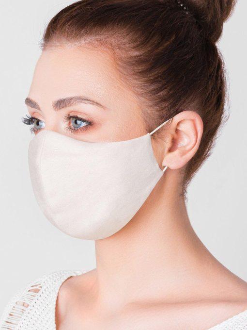 Rusva apsauginė kaukė su filtro kišenėle internetu pigiau A261 15636-2