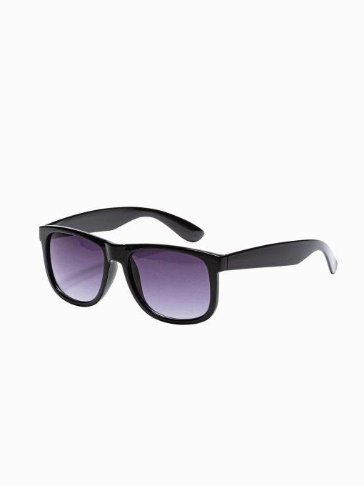 Juodi vyriški akiniai nuo saulės internetu pigiau A371 18999-1