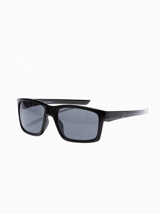 Juodi vyriški akiniai nuo saulės internetu pigiau A370 19000-1