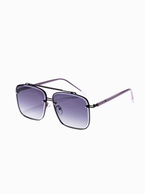 Violetiniai vyriški akiniai nuo saulės internetu pigiau A374 19008-1