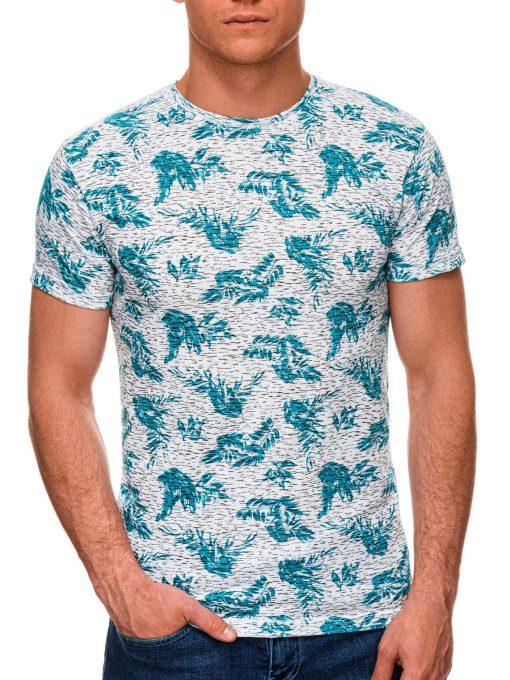 Turkio marginti vyriški marškinėliai internetu pigiau S1451 19111-1