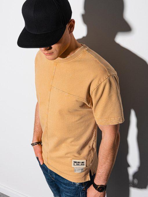 Garstyčių vyriški marškinėliai internetu pigiau S1379 19376-1