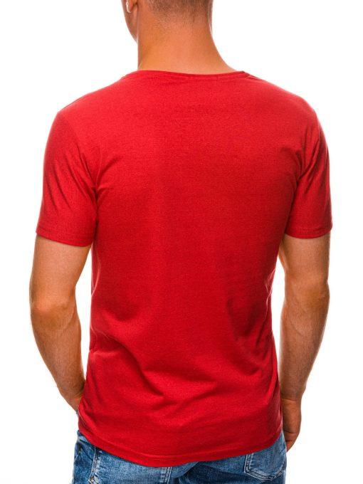 Raudoni marskineliai su uzrasu internetu pigiau S1459 19496-1