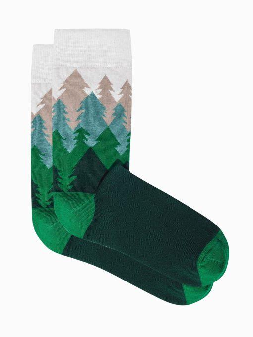 Vyriškos kojinės su paveiksliukais internetu U149 19588-2