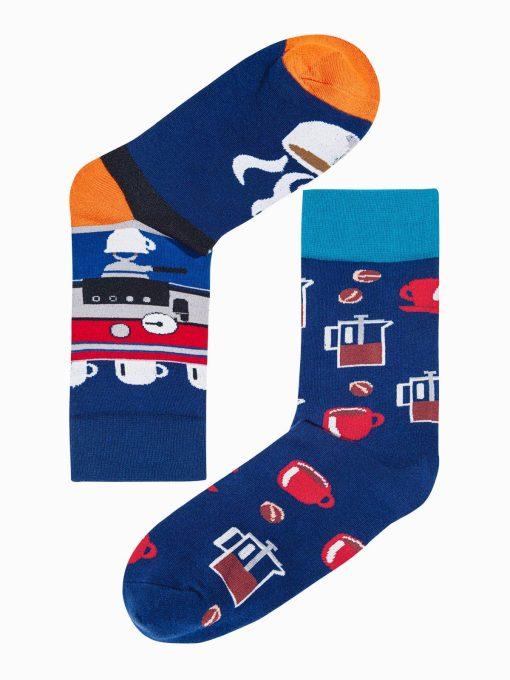 Vyriškos kojinės su paveiksliukais internetu U170 19744-1