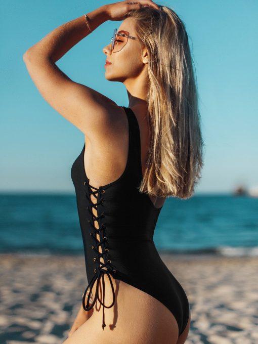 Moteriskas maudymosi kostiumelis internetu pigiau ULR035 20007-3