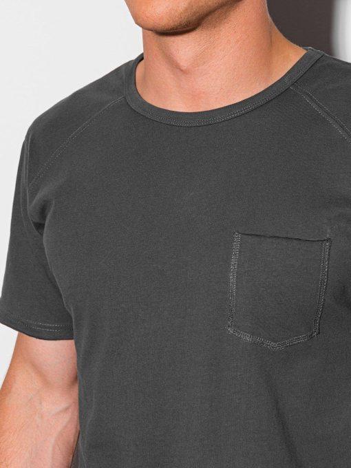 Vyriski marskineliai su kisenele internetu pigiau S1384 20060-2