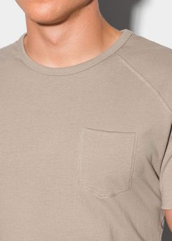 Vyriski marskineliai su kisenele internetu pigiau S1384 20067-6