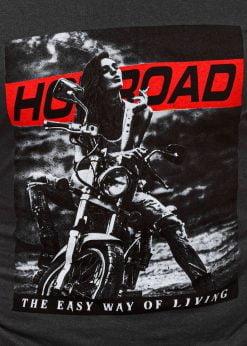 Vyriski marskineliai su motociklu internetu pigiau S1468 20180-2