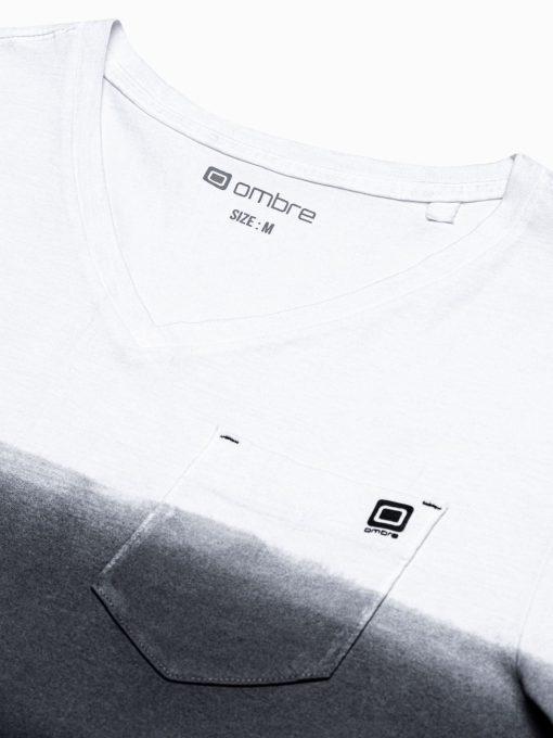 Marškinėliai vyrams internetu pigiau S1380 19783-4