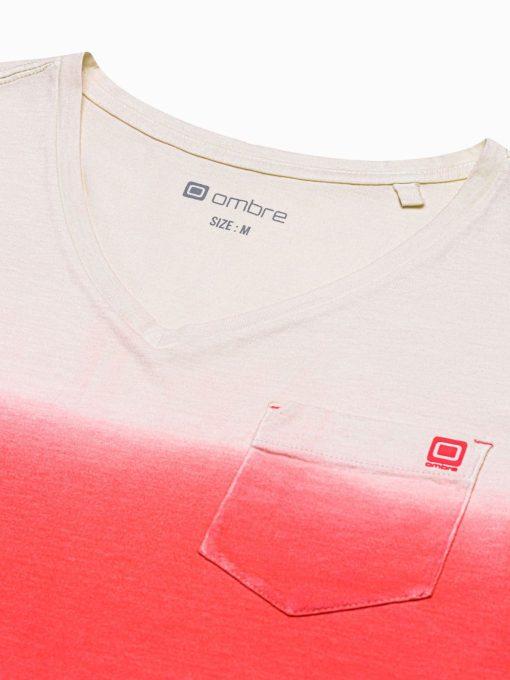 Marškinėliai vyrams internetu pigiau S1380 19785-4