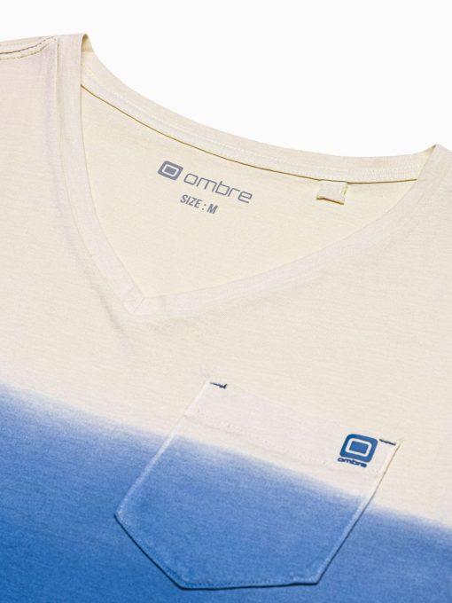 Marškinėliai vyrams internetu pigiau S1380 19786-4