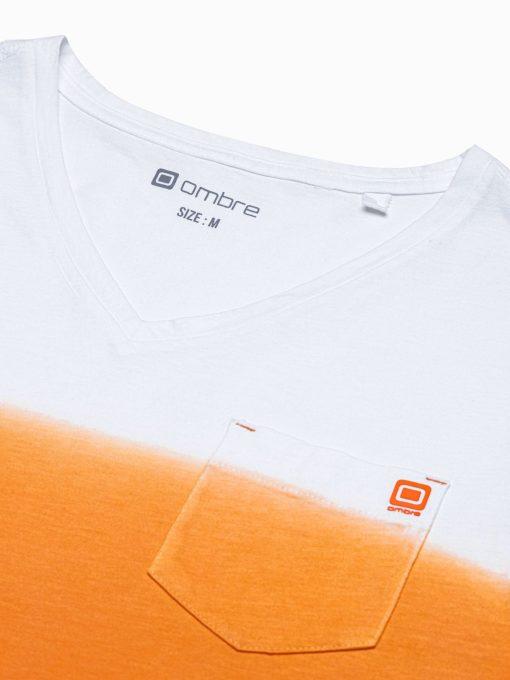 Marškinėliai vyrams internetu pigiau S1380 19788-4