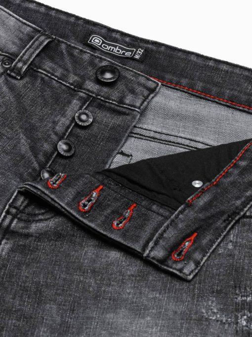 Plėšyti džinsiniai šortai vyrams internetu pigiau W306 20039-5