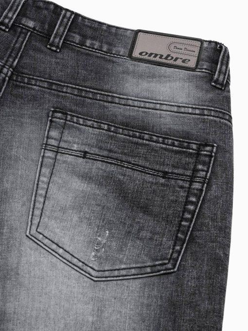 Džinsiniai šortai vyrams internetu pigiau W306 20039-7