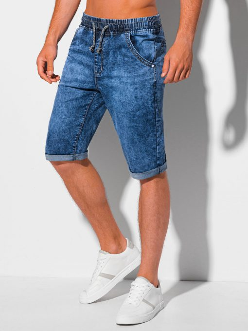 Džinsiniai šortai vyrams internetu pigiau W351 20321-4