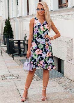 Rozine vasarine moteriska suknele internetu pigiau DLR019 20322-2