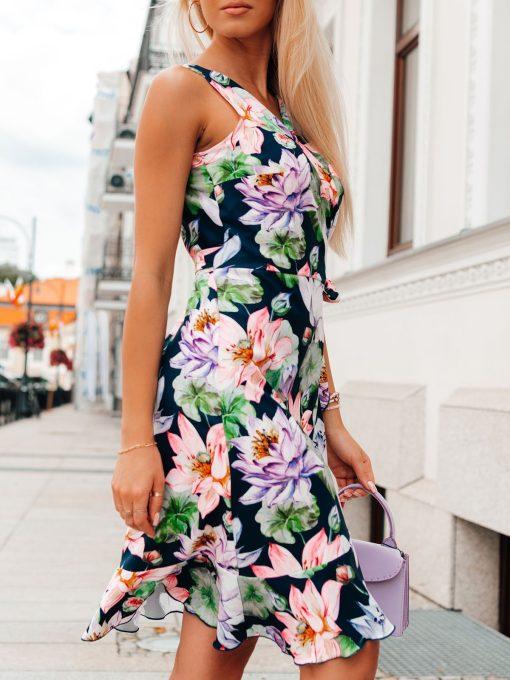 Vasarine moteriska suknele internetu pigiau DLR019 20322-4