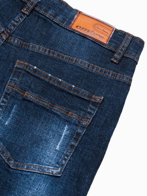 Plėšyti vyriški džinsiniai šortai internetu pigiau W309 19476-7