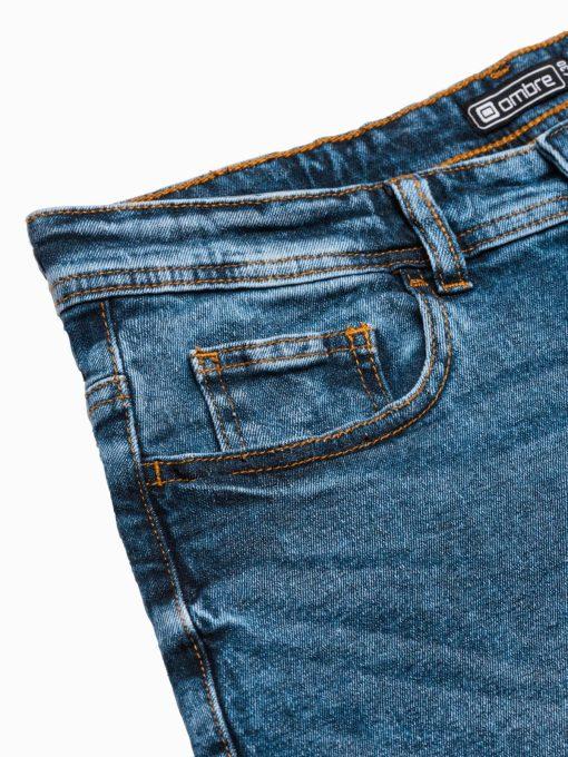 Vyriški džinsiniai šortai internetu pigiau W308 19502-7