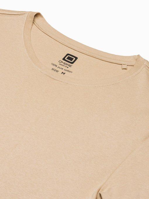 Vyriški marškinėliai su prailginta nugara internetu pigiau S1387 19725-5
