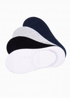 Nematomos kojinės vyrams 4 spalvų miksas U156 20881-1
