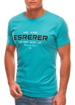 Turkio vyriški marškinėliai su užrašu internetu S1490 20903-1