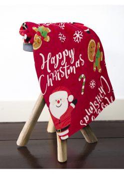 Kalėdinė antklodė 150x200 A414 21118-3
