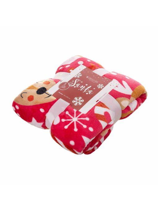Kalėdinė antklodė 150x200 A415 21120-5