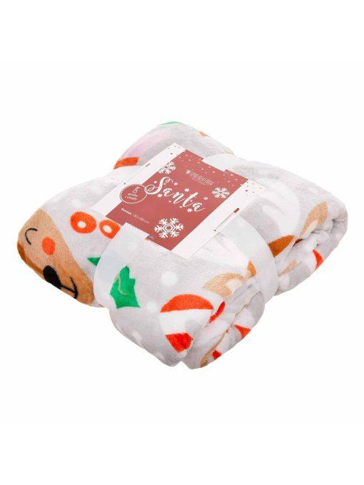 Kalėdinė antklodė 150x200 A415 21121-6