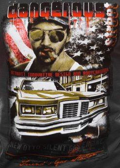 Vyriški marškinėliai su nuotrauka S1494 21665-2