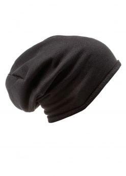 Juoda vyriška kepurė H026-5535-1