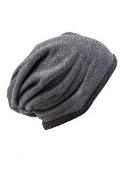 Vyriška kepurė H026 tamsiai-pilka-5590-1